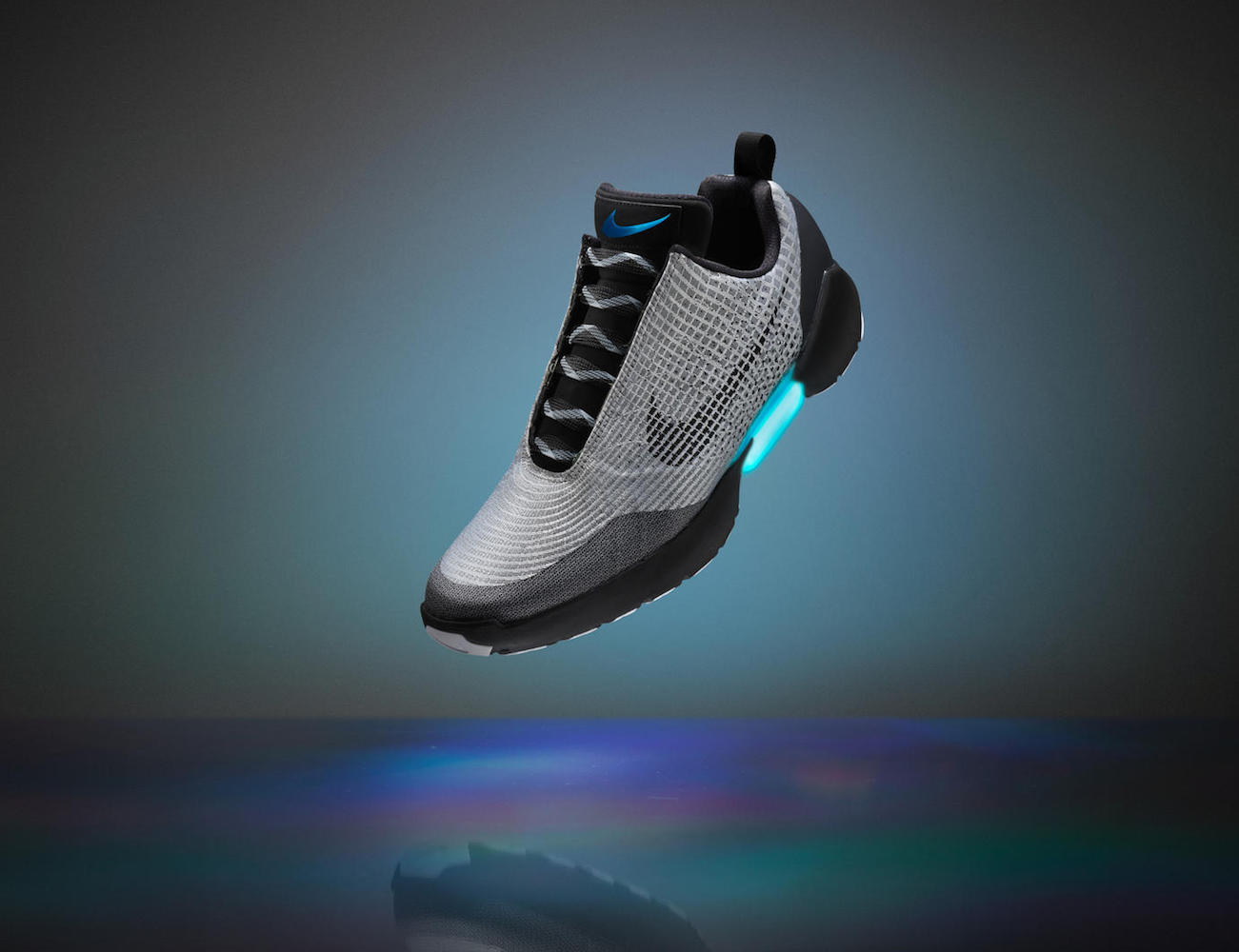 Hyperadapt 1.0 Self-Tying Sneakers by Nike