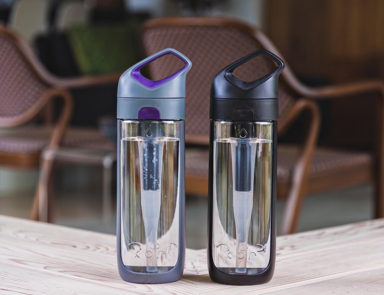 KOR Nava Filter Water Bottle
