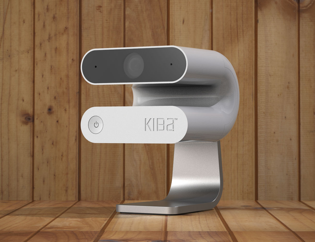 Kiba – The World's First Interactive Self-Editing Camera
