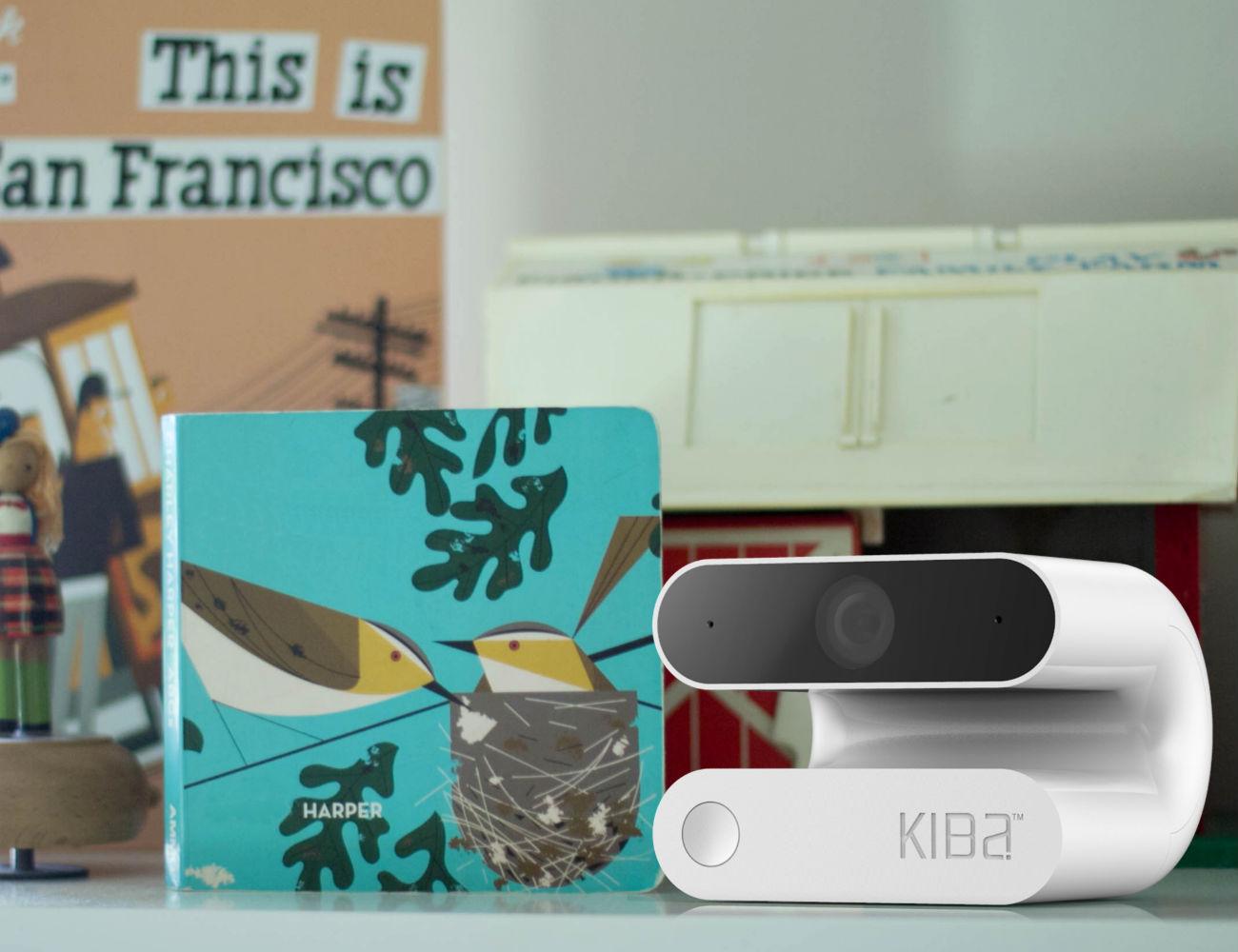 Kiba – The World's First Interactive Self-Editing Camera