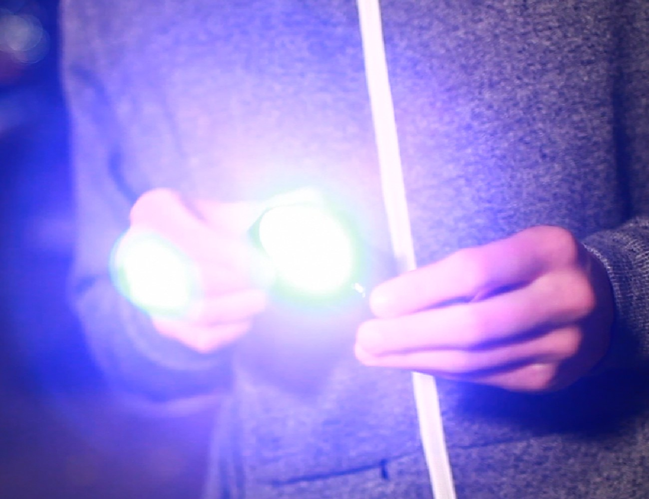 Knuckle Lights – Rechargeable