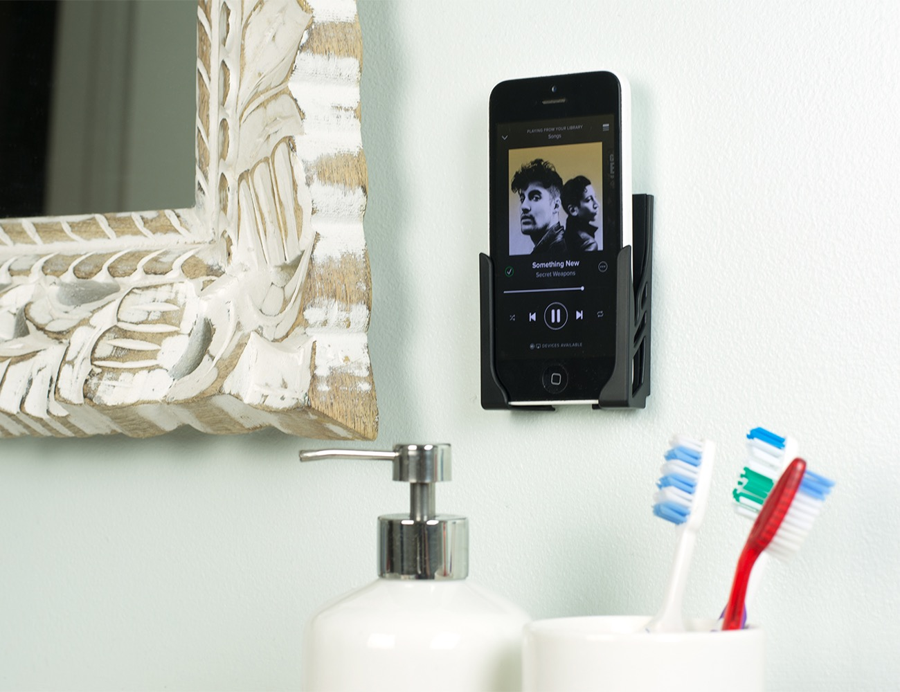 Koala Mount 2.0 – Damage-Free Universal Smartphone and Tablet Wall Mount