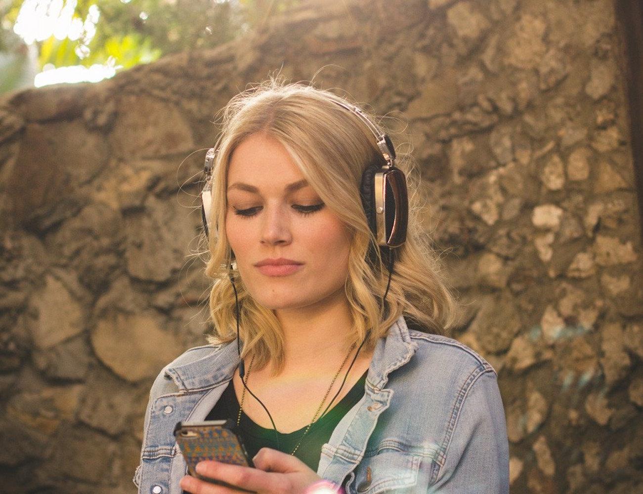 LSTN Ebony Encore Headphones