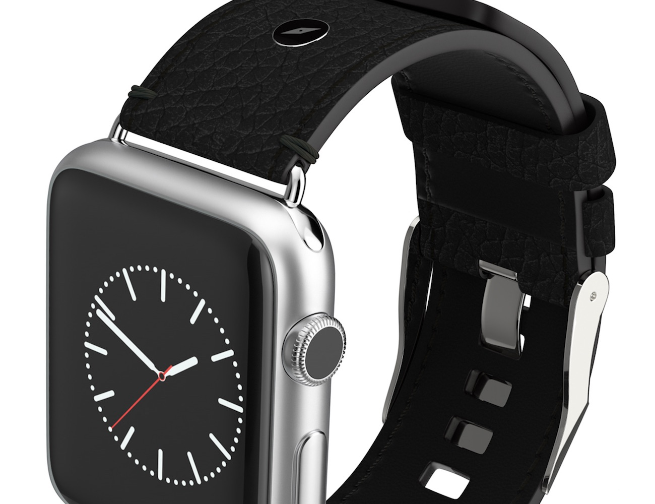 Leather Watch Strap for Apple Watch