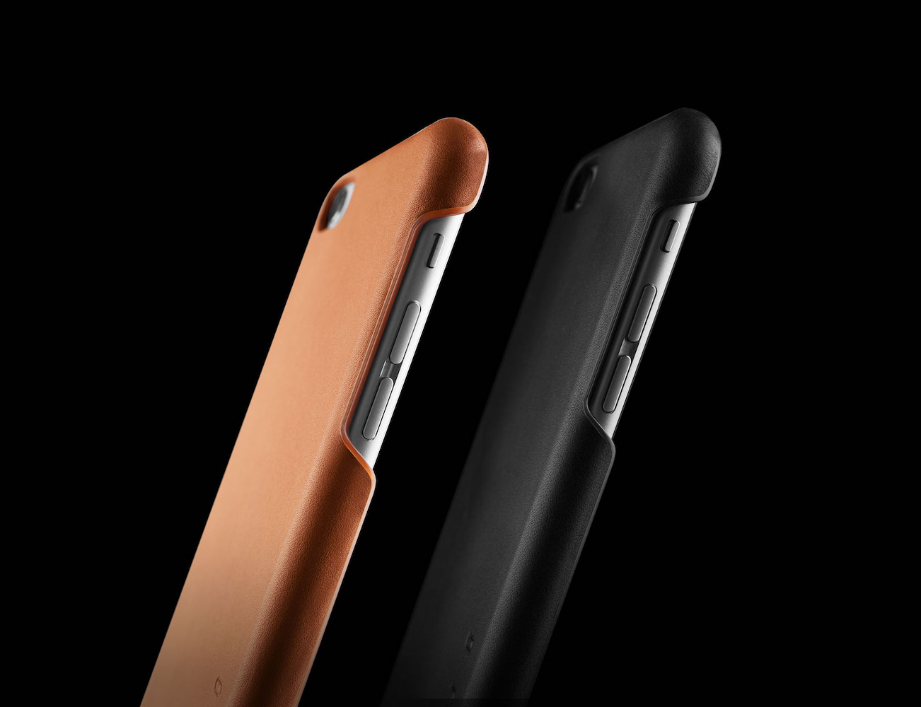 Leather iPhone 6S and 6S Plus Case by Mujjo