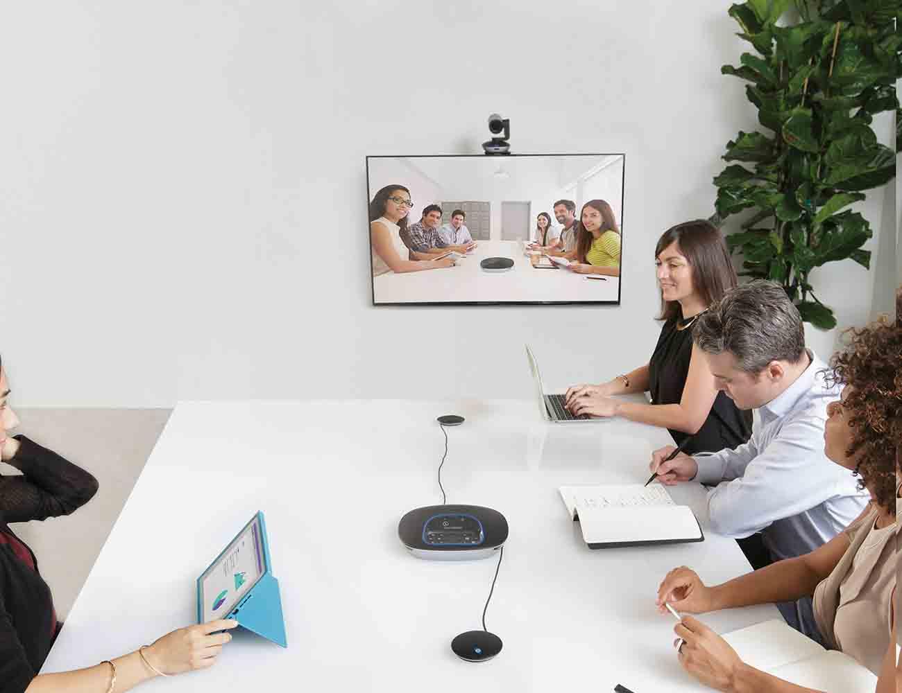 Logitech Group Video Conferencing Bundle