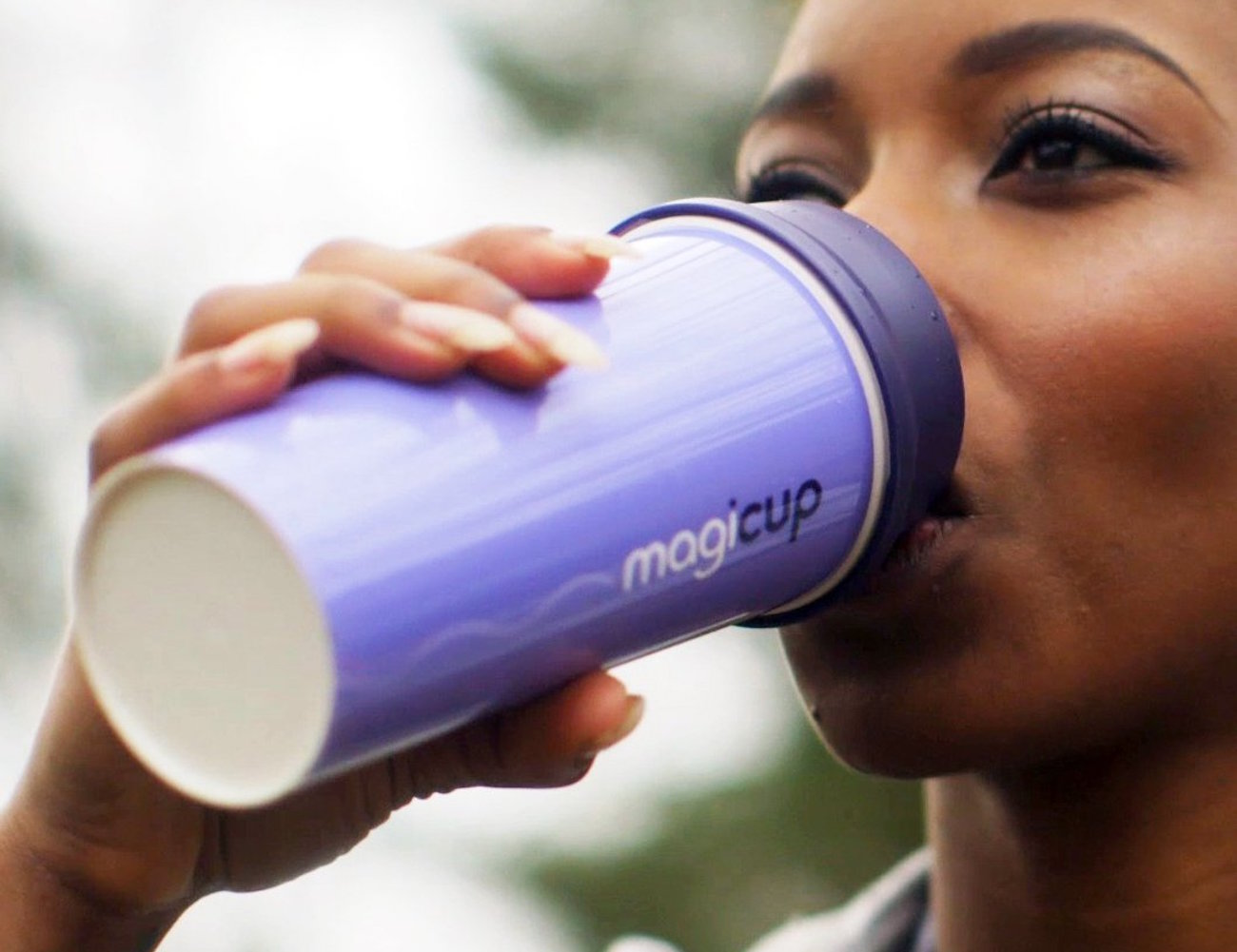 Magicup – The Spill-Proof Travel Mug