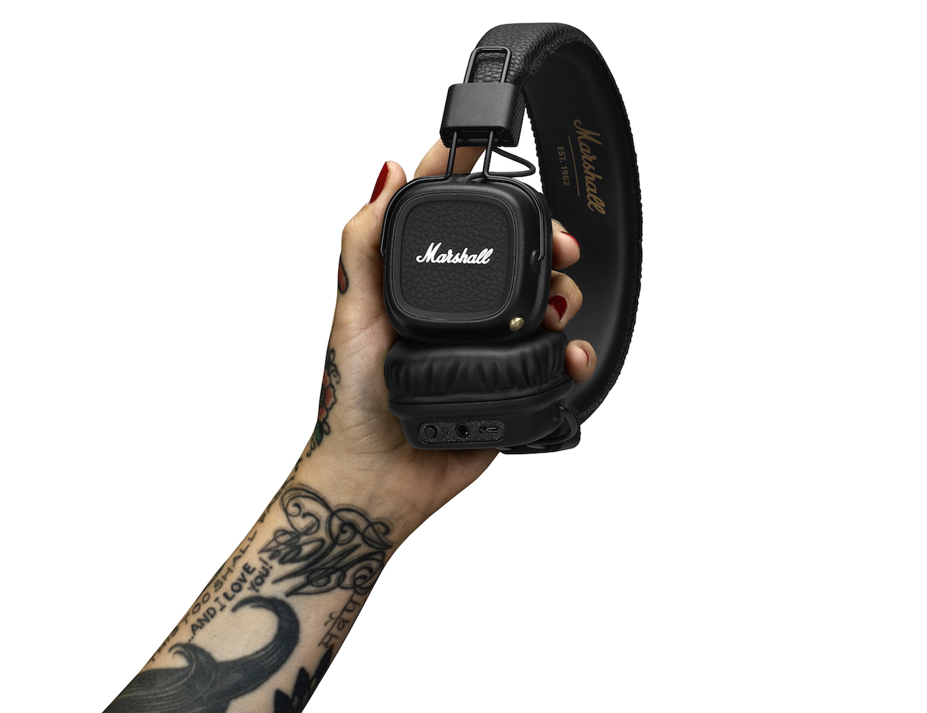 Major II Bluetooth Headphones by Marshall