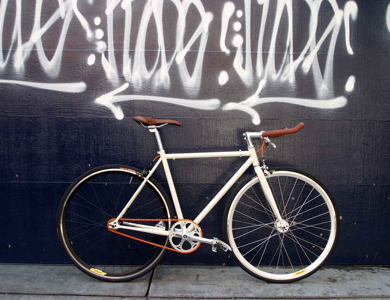 Man of the World Custom Mission Bicycle