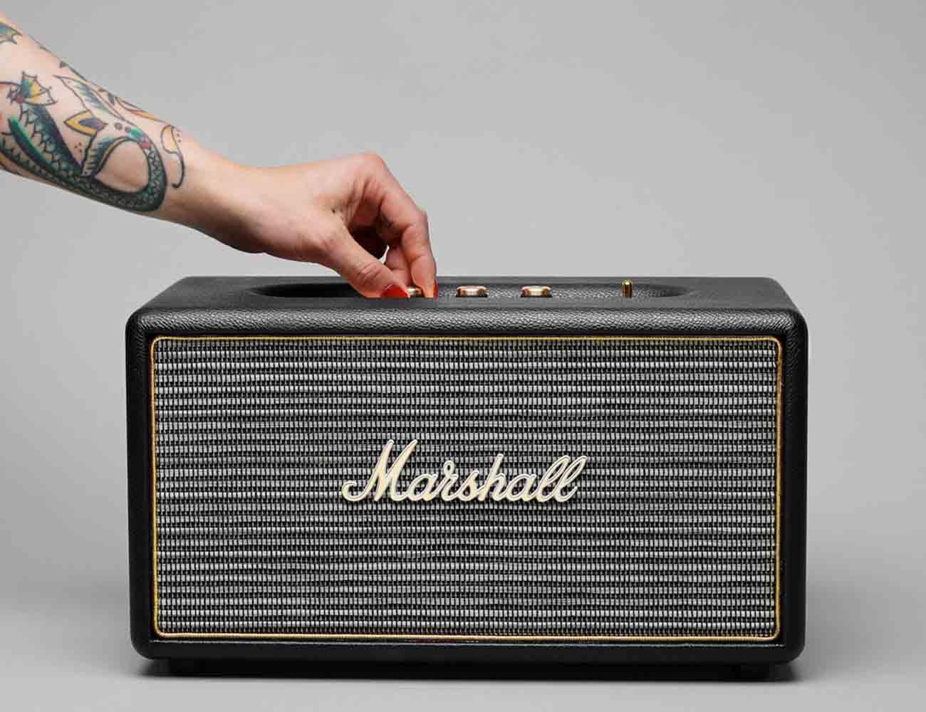Marshall Brown Stanmore Speaker