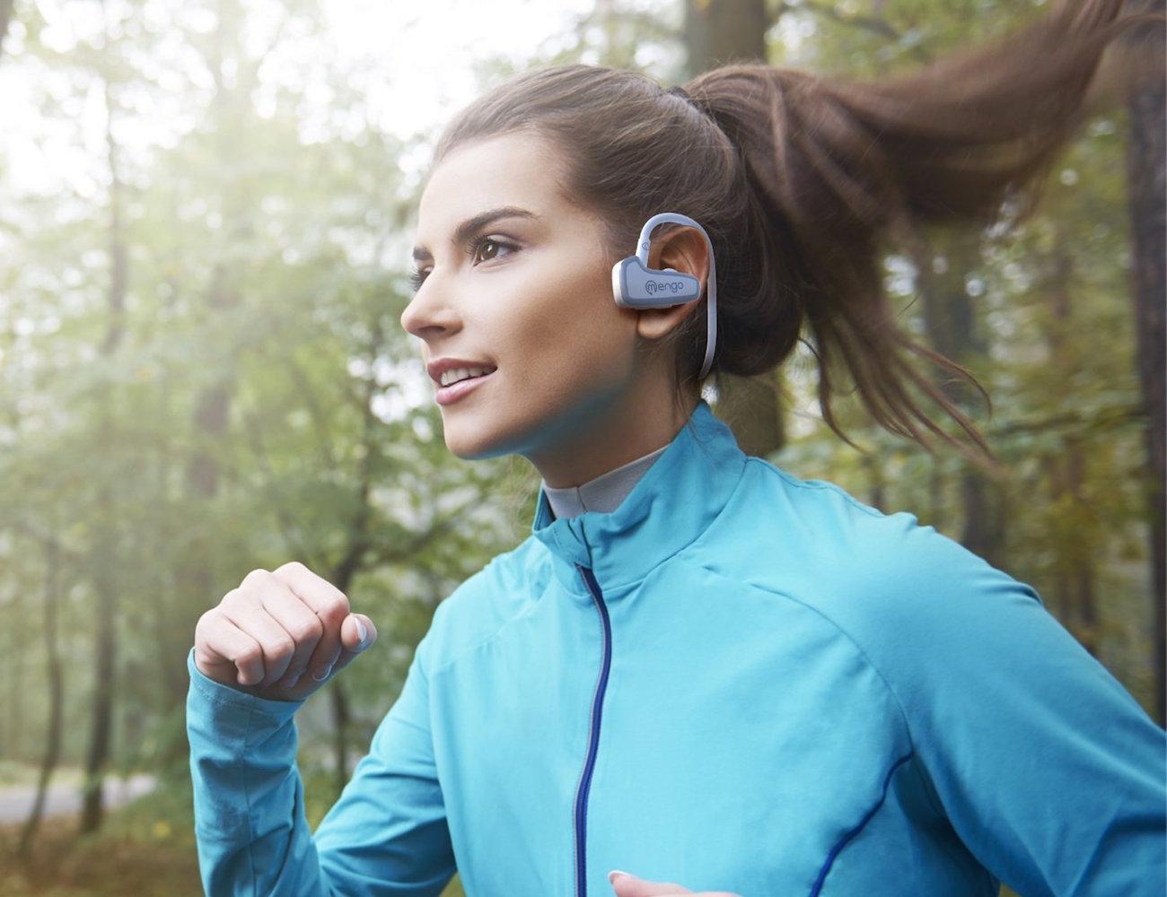 Mengo Bumps Sport Wireless Headphones