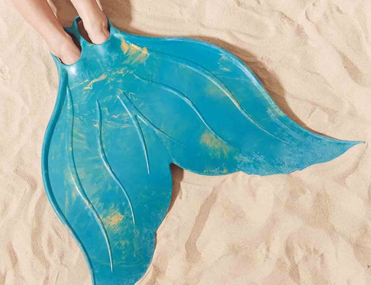 Merfin – Mermaid Mono-Fin for Underwater Diving
