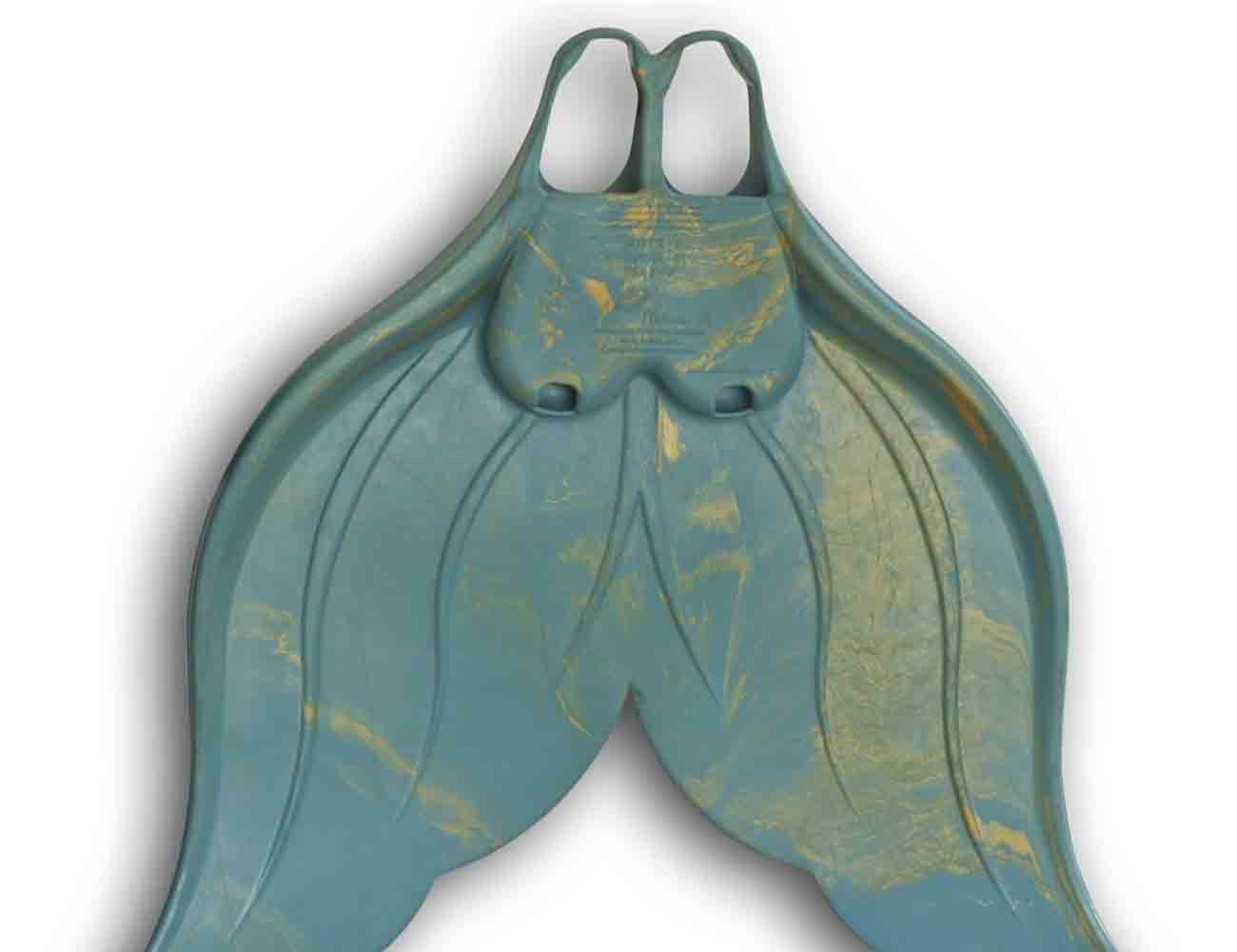Merfin – Mermaid Mono-Fin for Underwater Diving