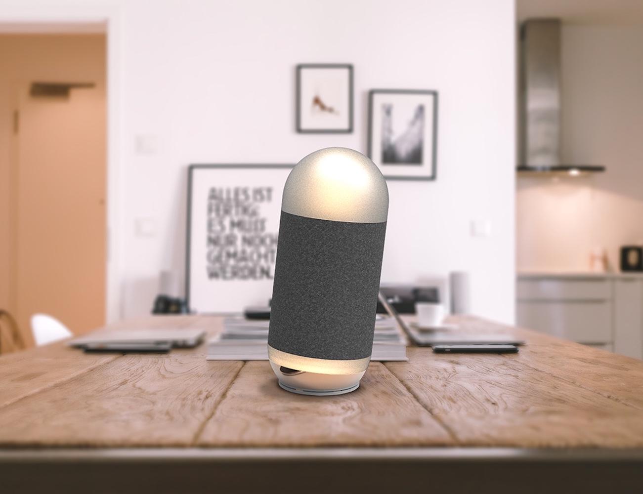 MoodBox Speaker – Emotional Intelligence Empowered