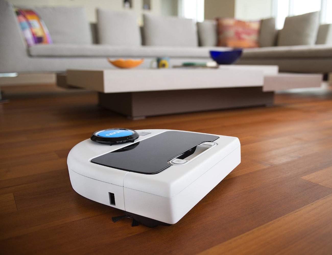 Neato+Botvac+D+Series+Robot+Vacuum+Cleaner