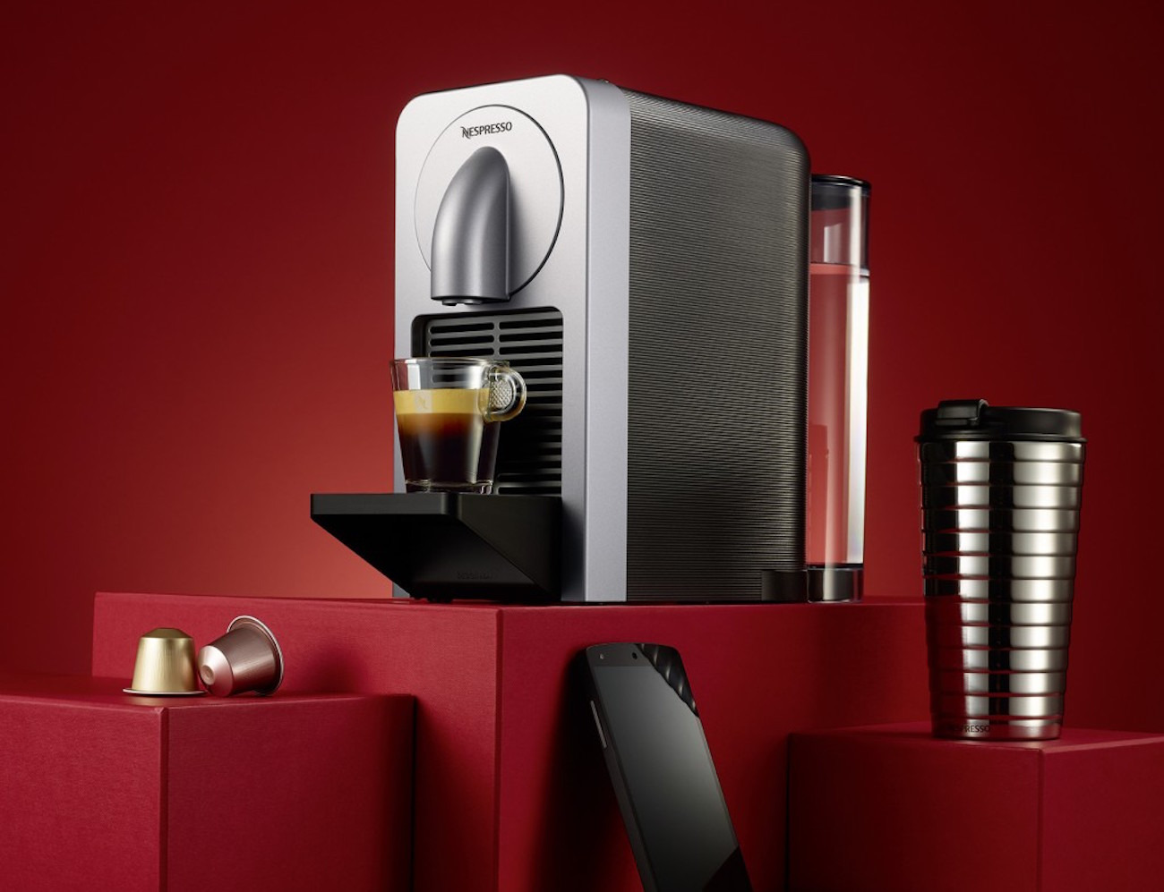 Nespresso Prodigo Smart Espresso Machine 187 Gadget Flow