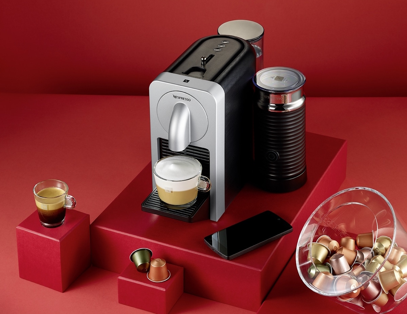 Nespresso Prodigo Smart Espresso Machine