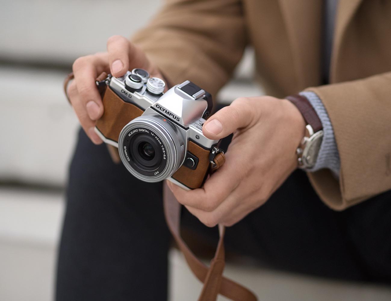 Olympus+E-M10+Mark+II+Limited+Edition+Camera