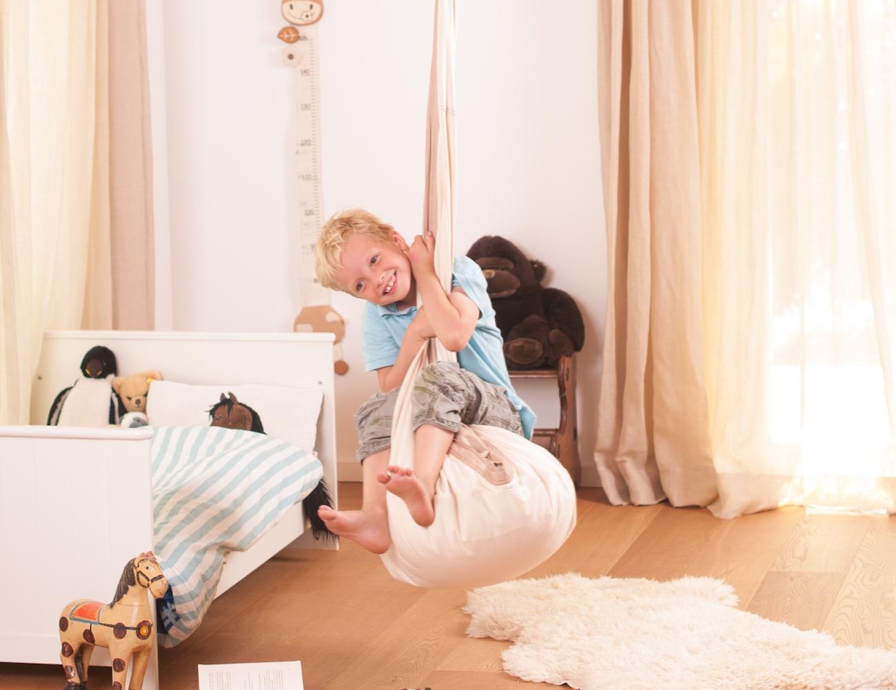 Organic Joki Hanging Crow's Nest by La Siesta