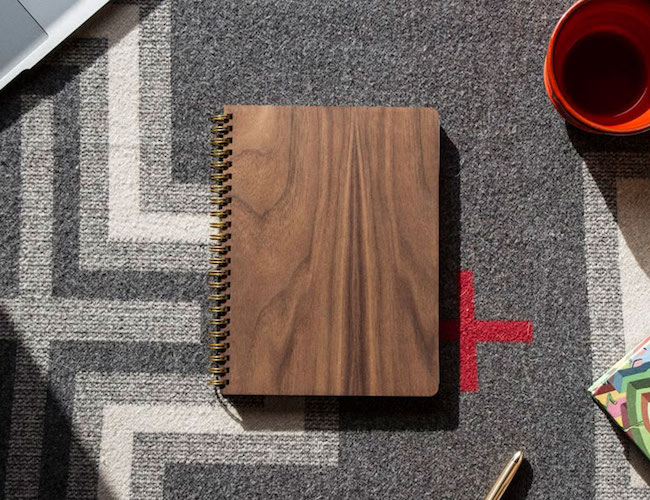 The Wood Notebook by Pacific & West