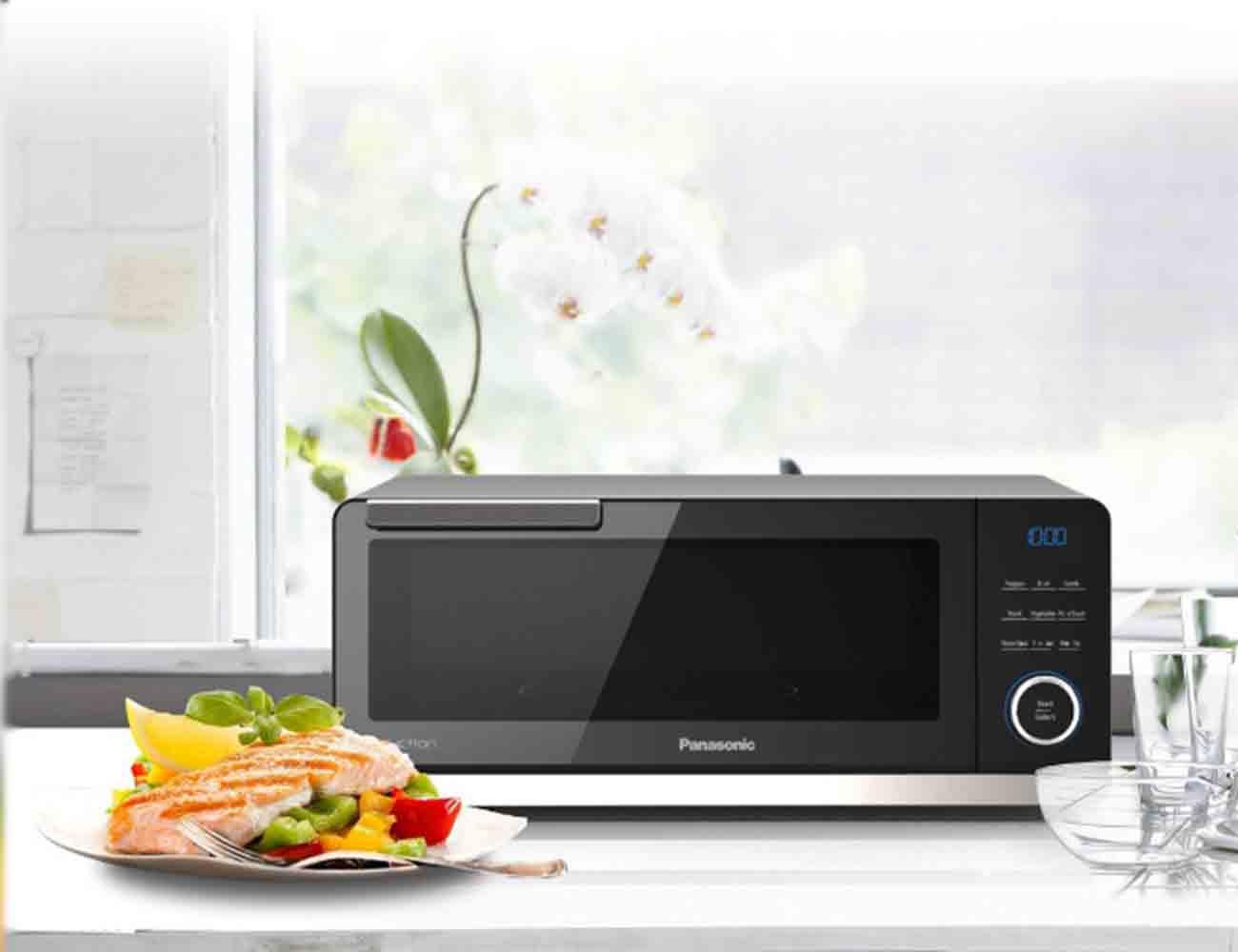 Panasonic+Countertop+Induction+Oven