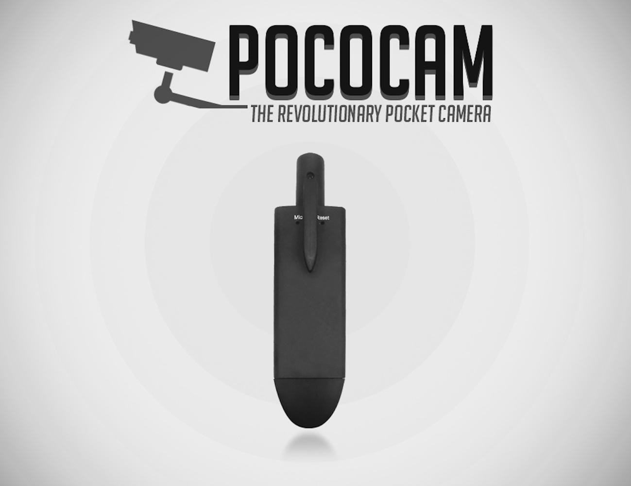 PocoCam – The Revolutionary Pocket Camera