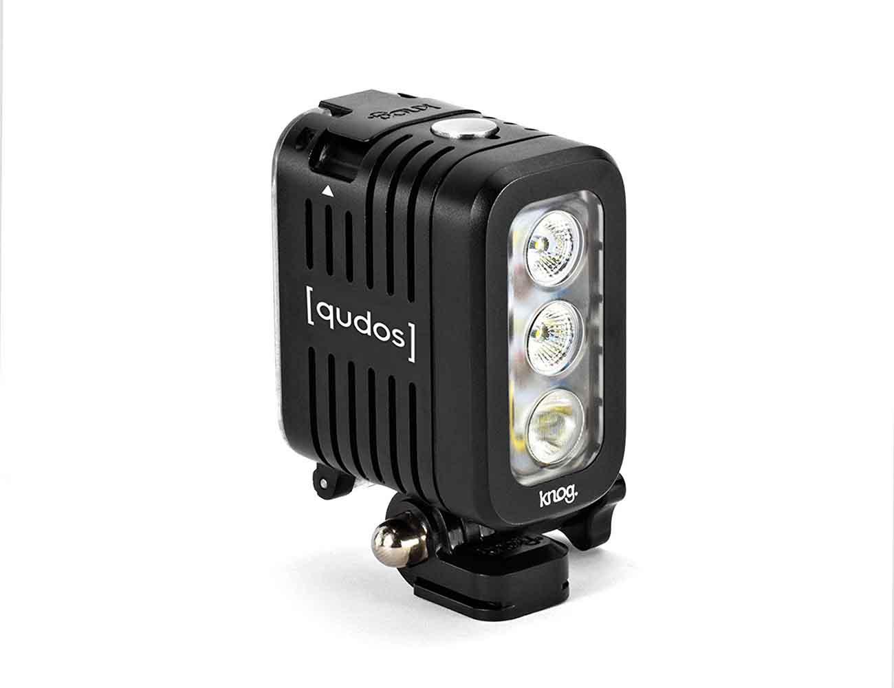 Qudos Action LED Video Light by Knog