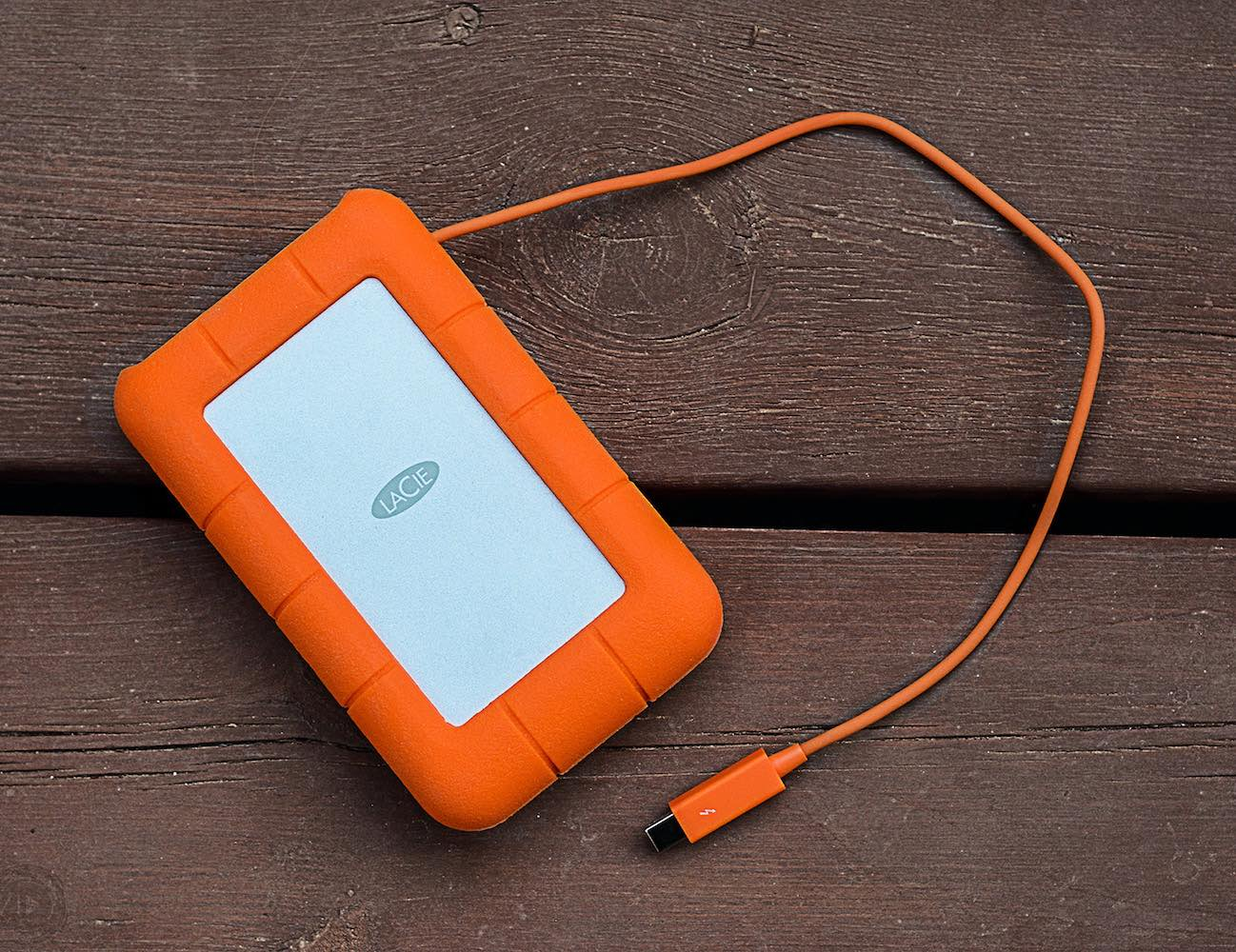 ... RAID Thunderbolt and USB Hard Drive by LaCie ...