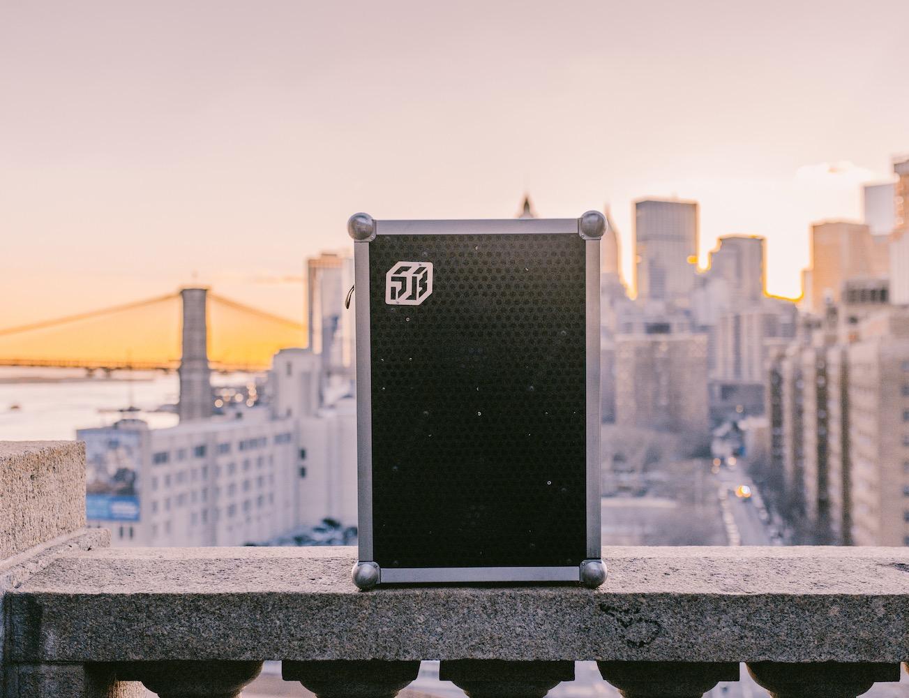 SOUNDBOKS – The Loudest Battery-Powered Speaker