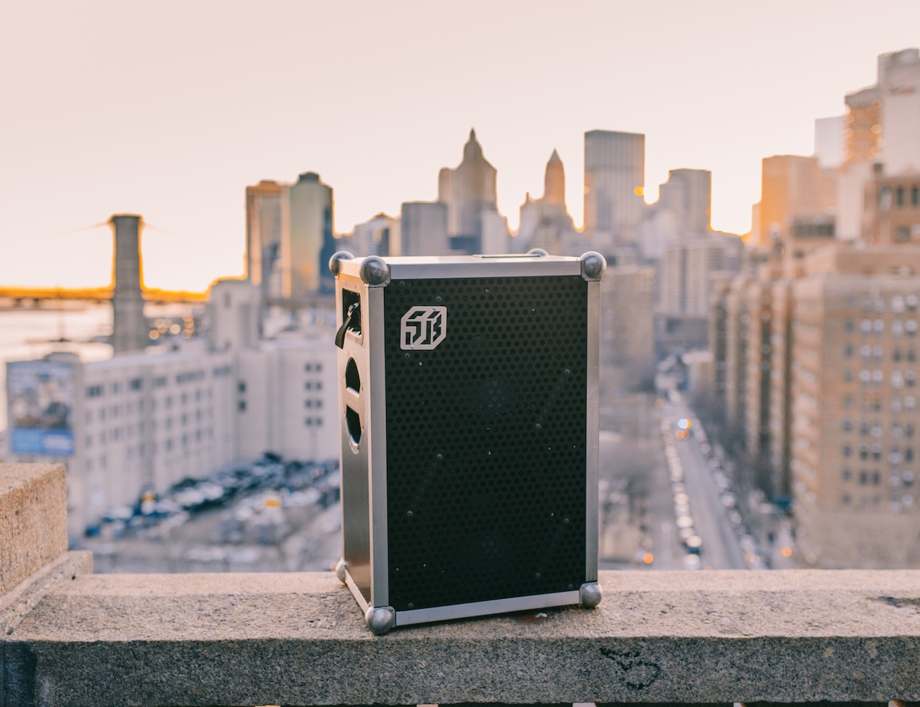 SOUNDBOKS – The Loudest Battery-Powered Speaker