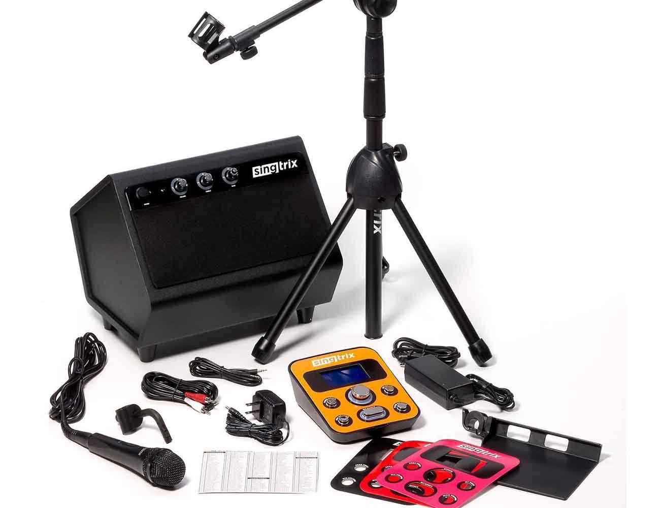 Singtrix Home Karaoke System Party Bundle Edition