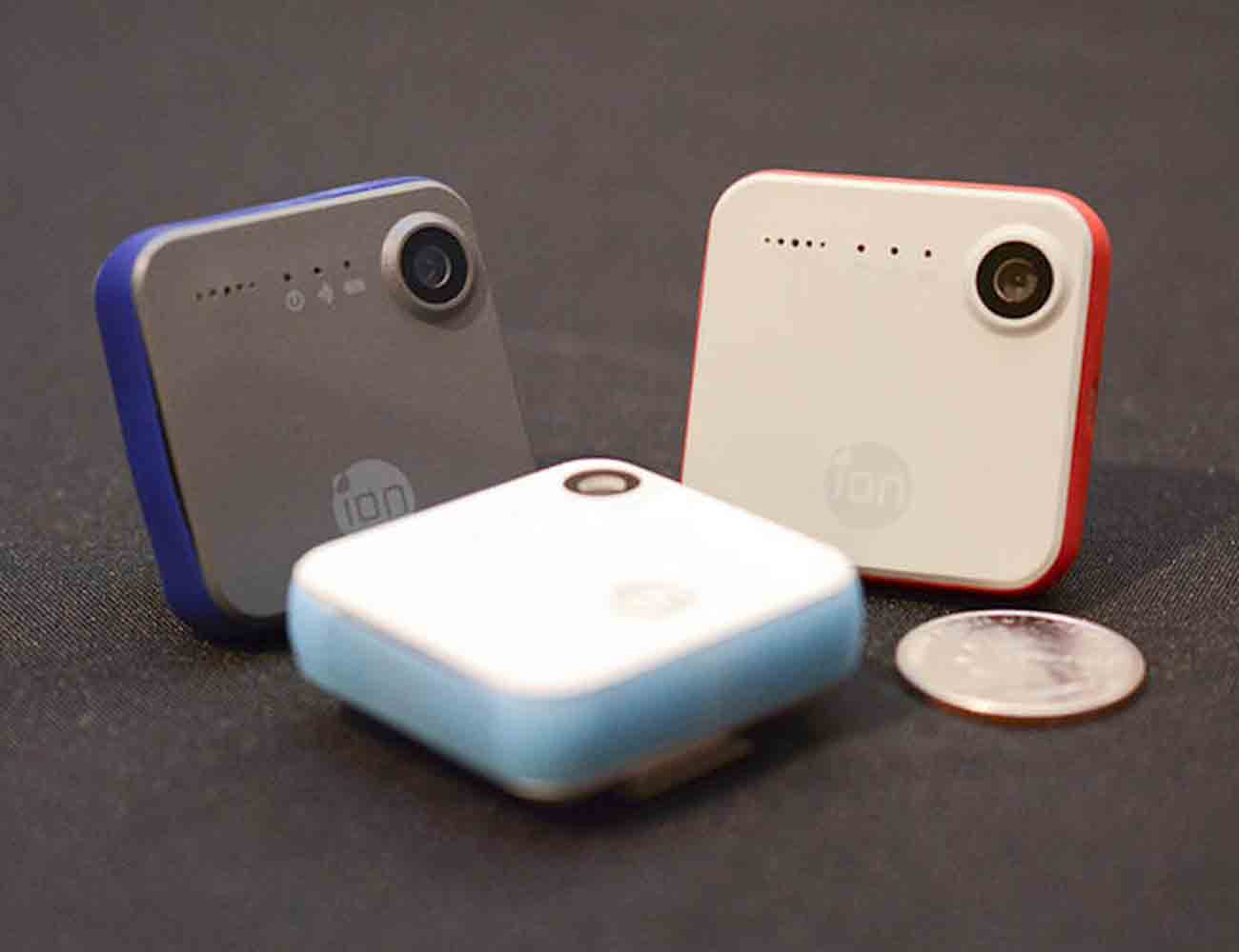 SnapCam Wearable HD Camera by iON
