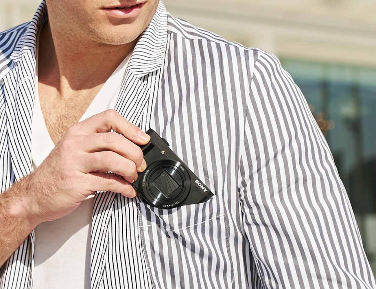 Sony HX80 Compact Camera