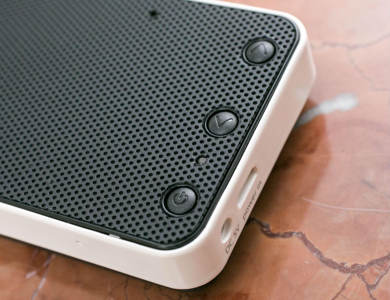 Soundmatters foxL DASH7 Bluetooth Sound Bar