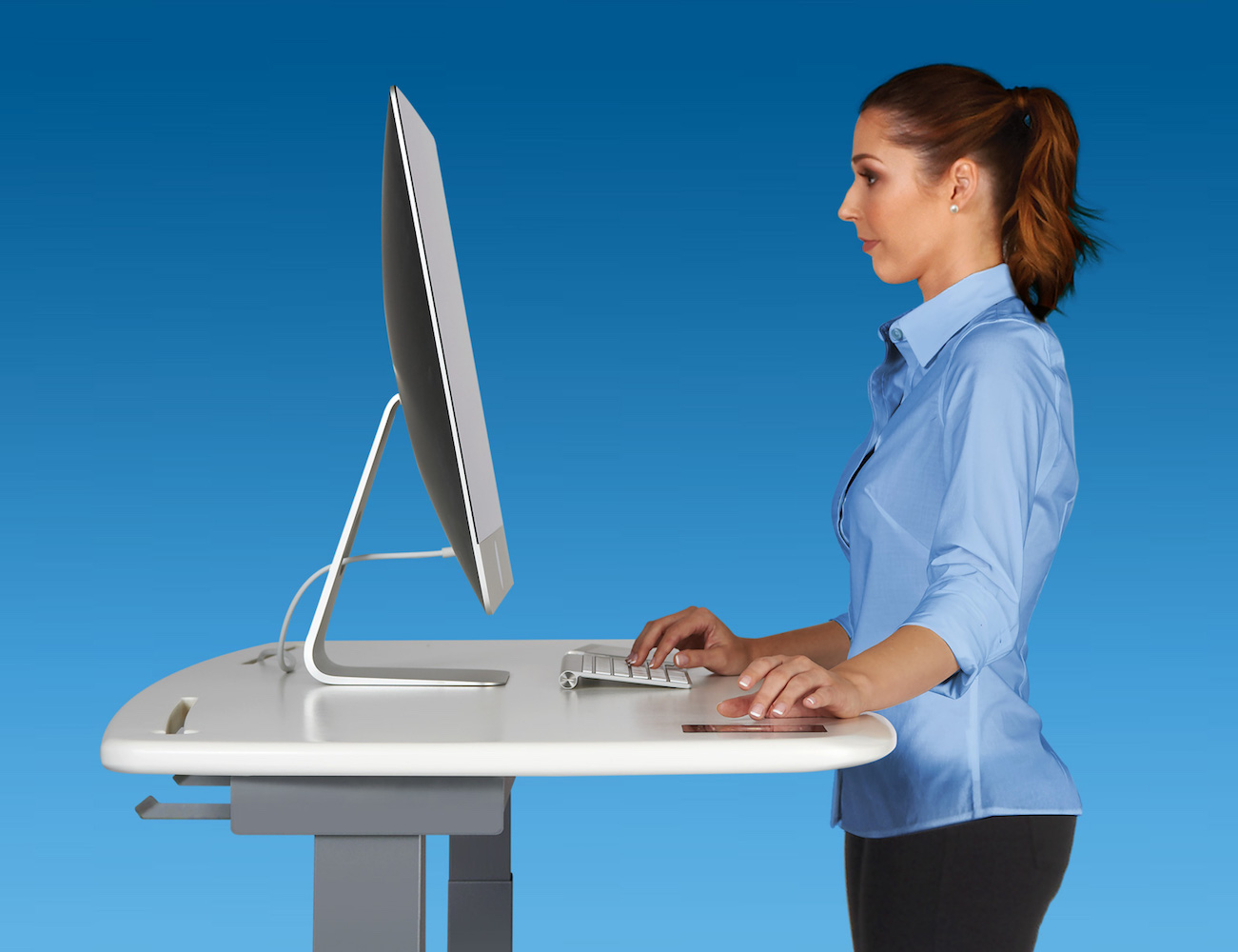 Stir Kinetic Desk – The Desk That Drives Results