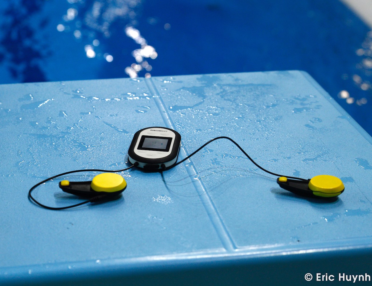 Swimbot – Better On Technique When Swimming!