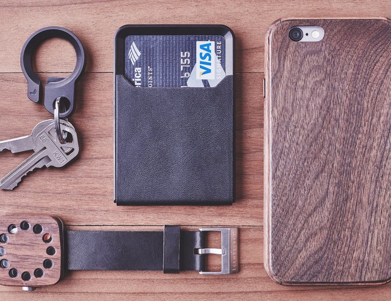 The Minimalist Wallet by Grovemade