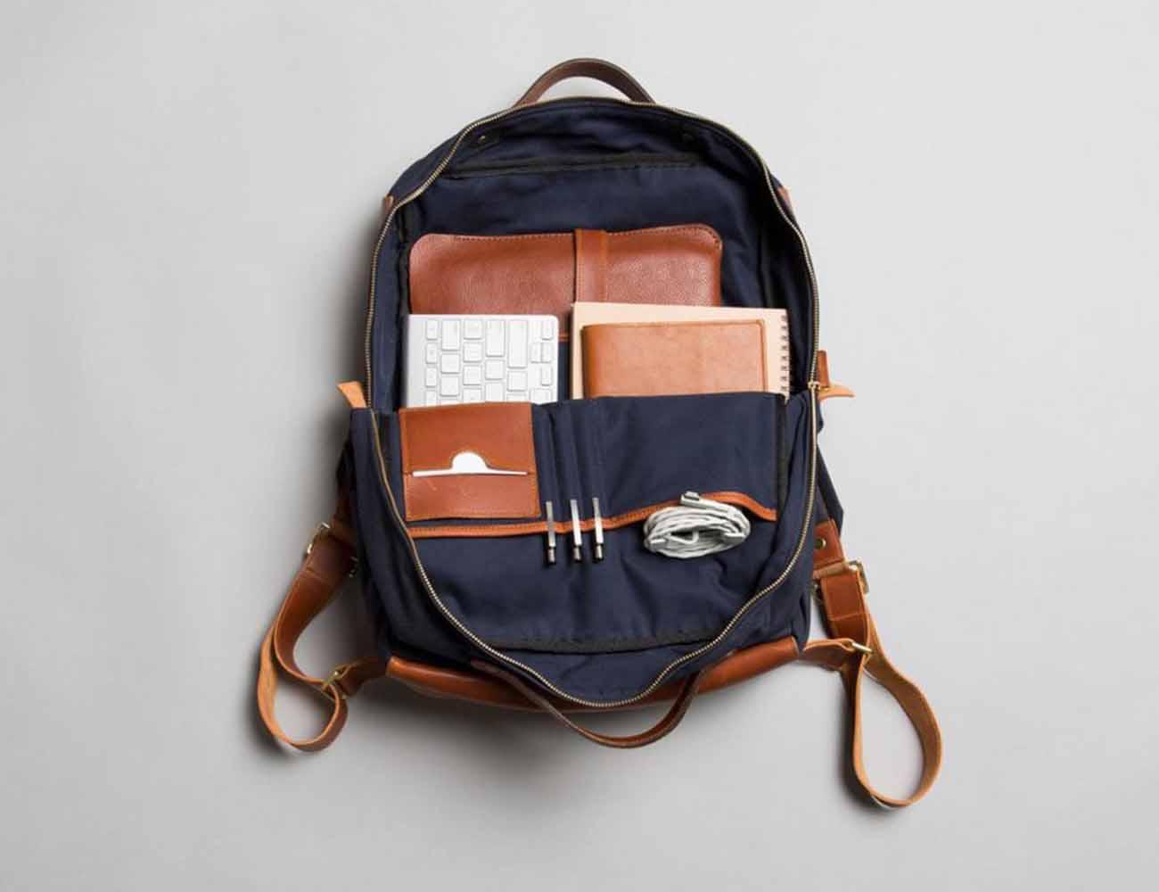 The Modern Day Briefcase by Breton