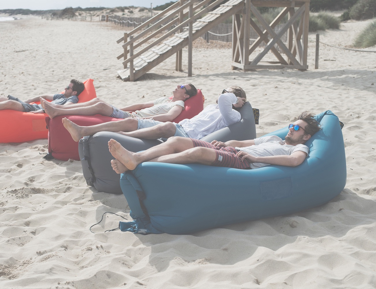 Kaisr Inflatable Air Lounge 187 Gadget Flow