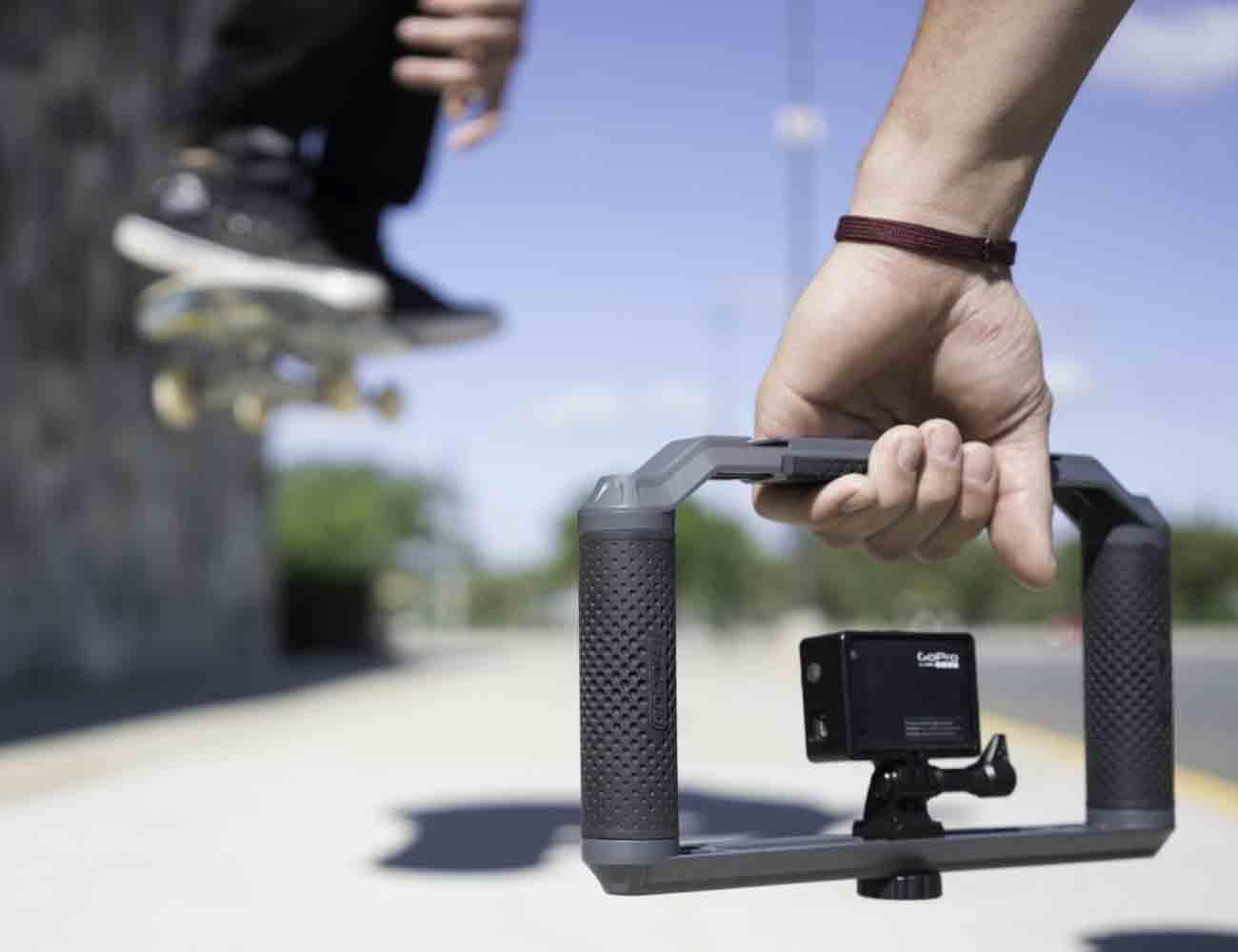 Triad Grip for GoPro by GoPole