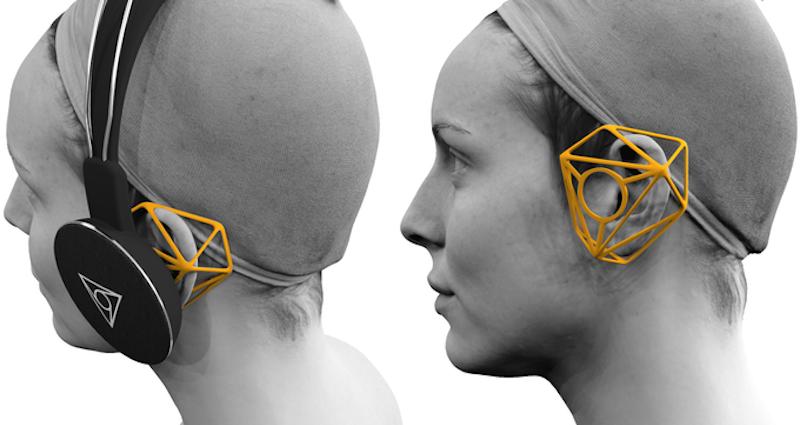 The Vie Shair Headphones Make Personal Listening More Sociable