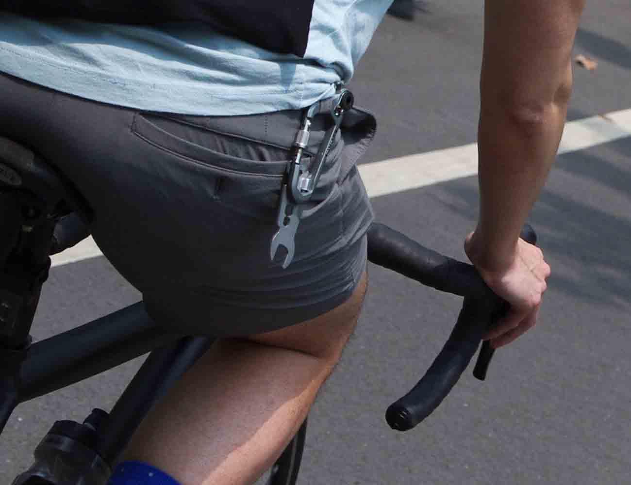 WOHO WOKit Carabiner Cycling Multi-Tool