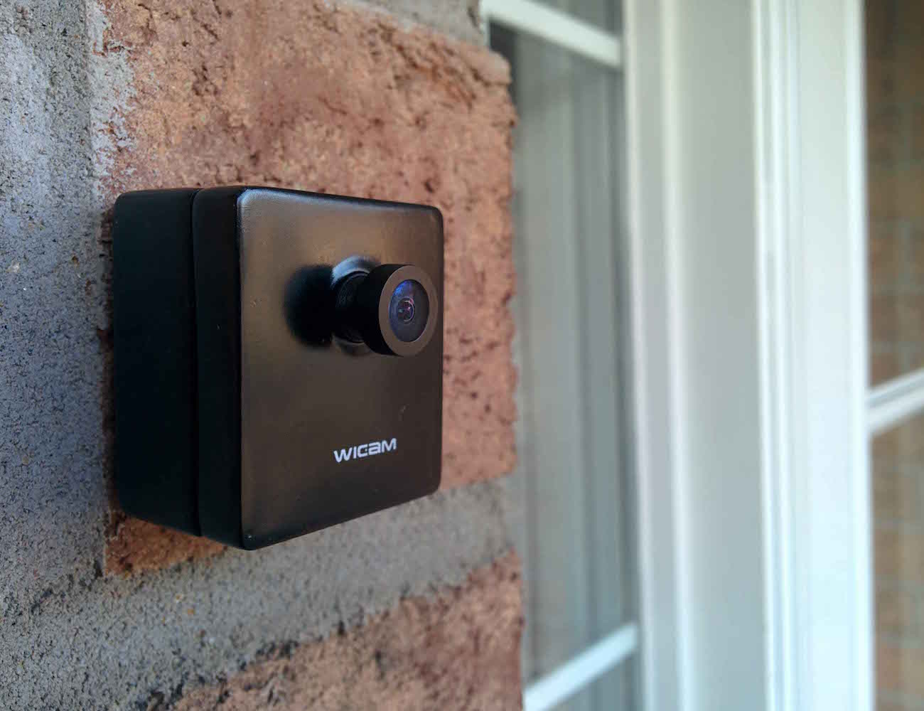 WiCAM – The Programmable Wireless Coin Camera
