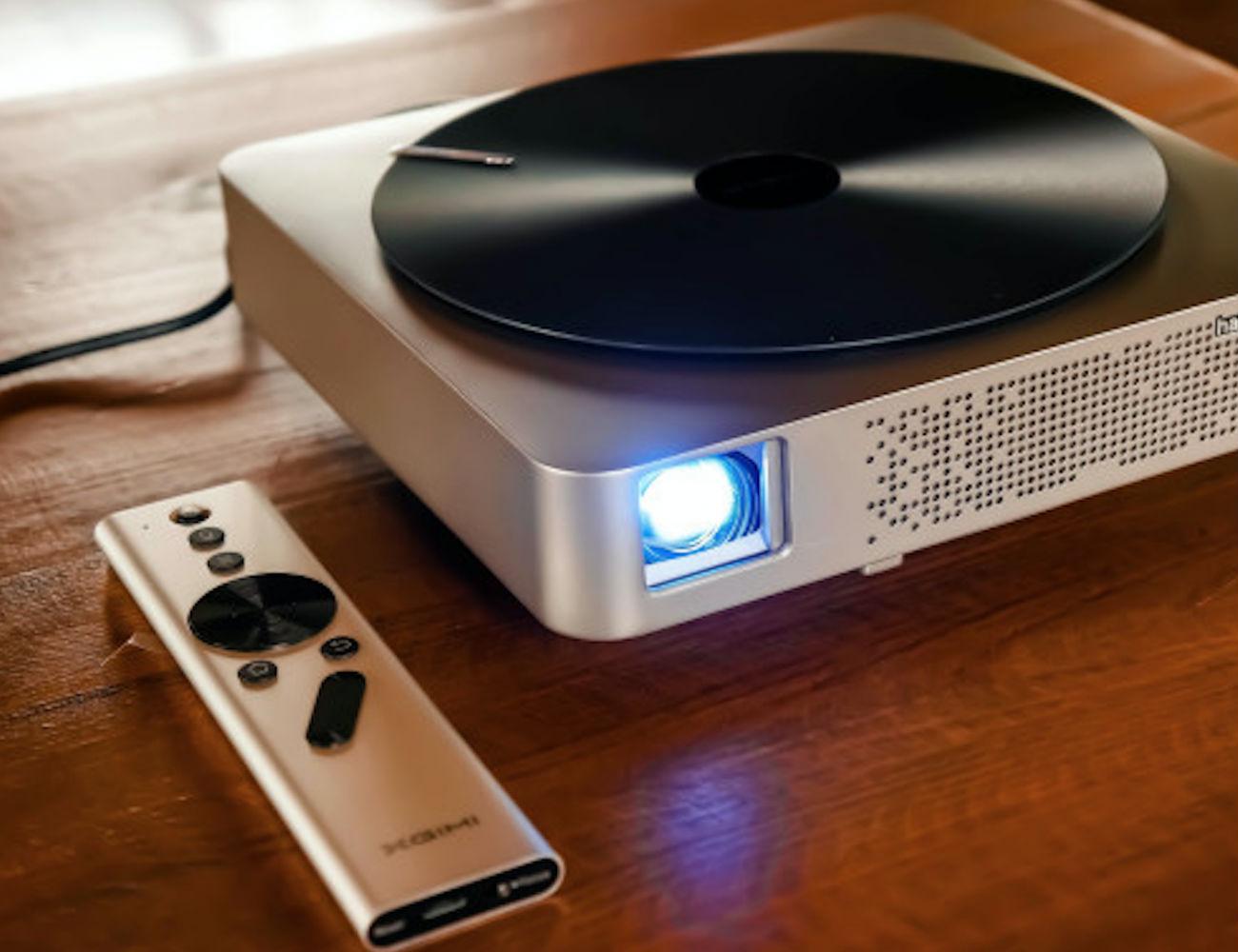 Z4 Aurora Projector by XGIMI