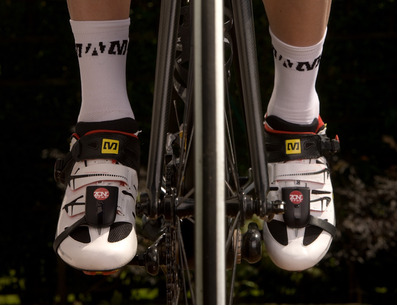 Zone DPMX – The World's First Wearable Power Meter for Cyclists