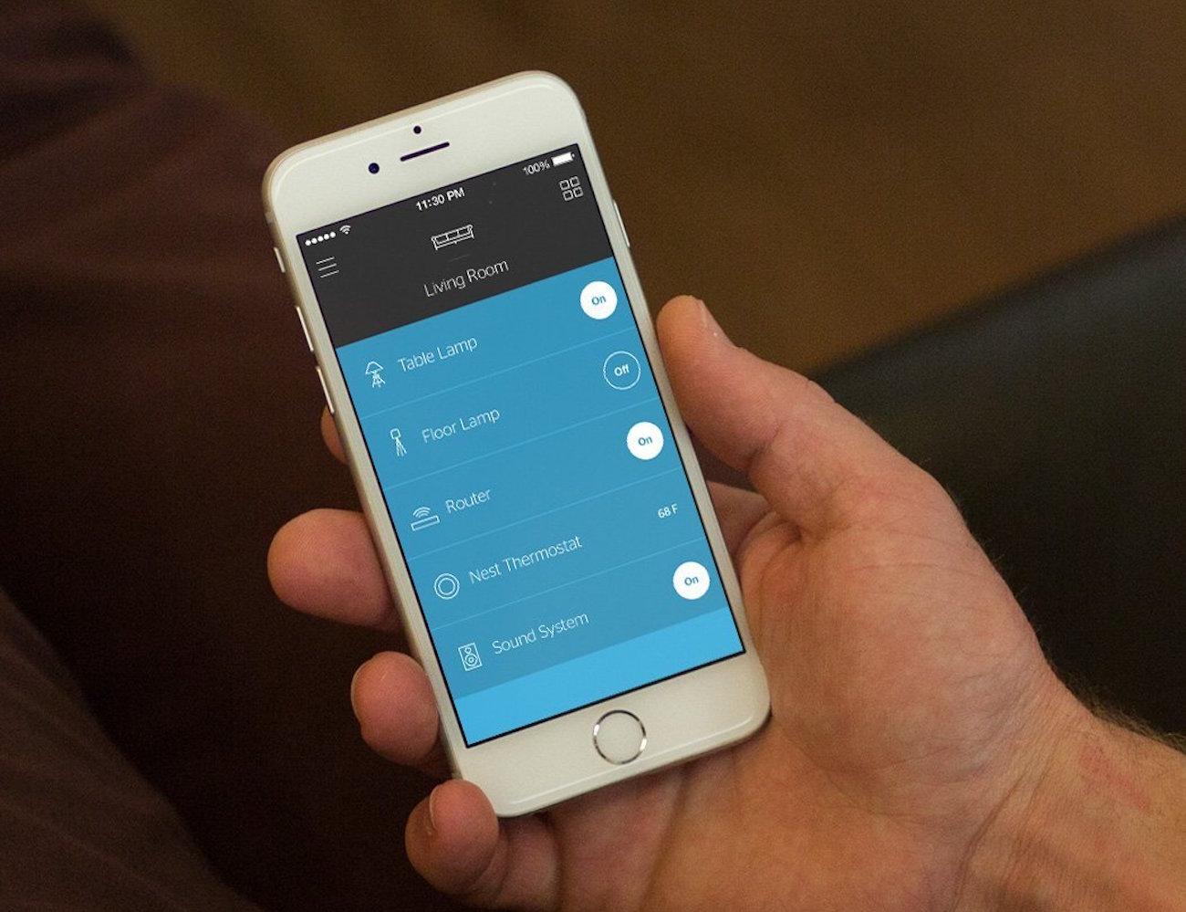 Zuli Smartplug – Smart Outlet Plug for Home Control