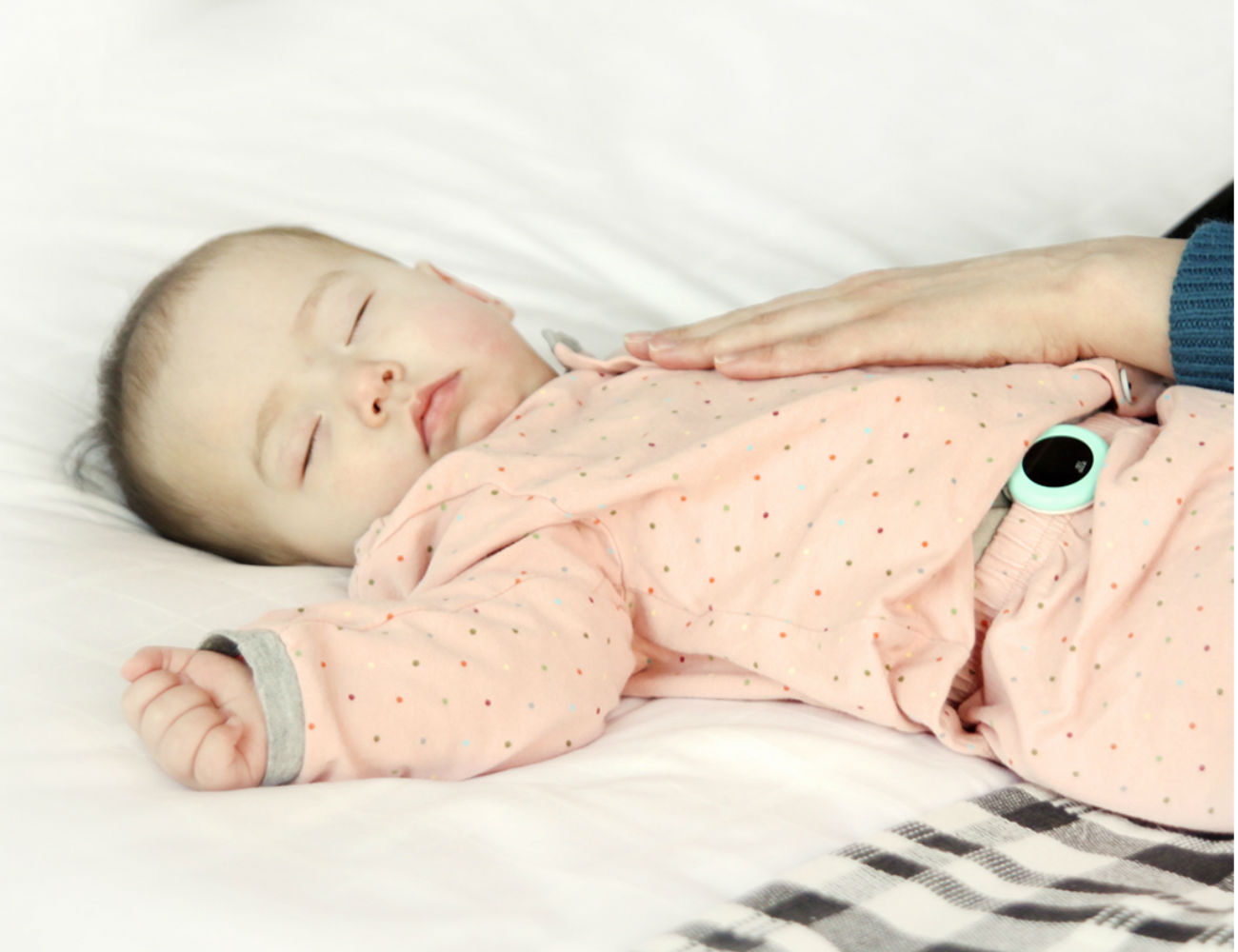 allb – The Smart Wearable for Infants