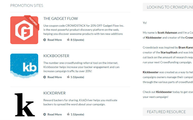 Crowdstack review