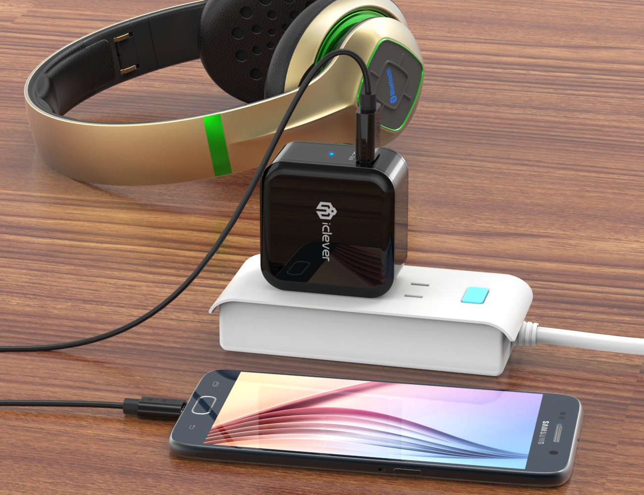 iClever BoostCube Quick Charge 3.0