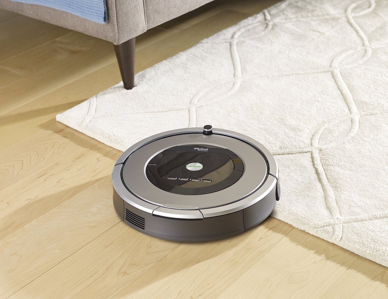 IRobot+Roomba+860+Vacuum+Cleaning+Robot